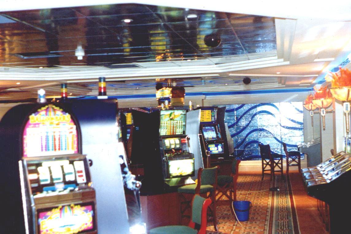 Slot machine payouts in atlantic city
